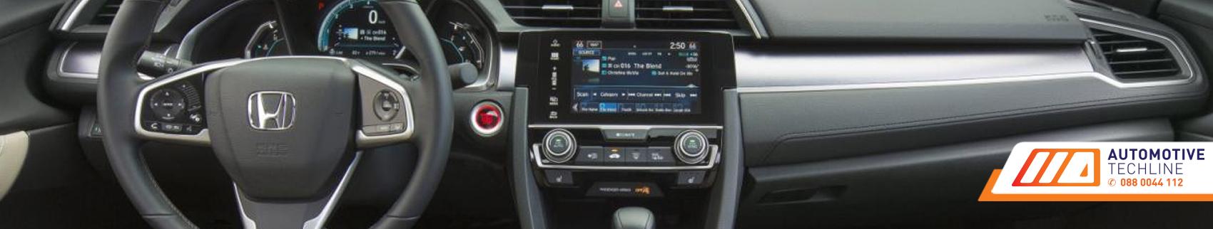 Honda Civic 4dr Hybrid Rijdt Maar Accu En Motor Storingslampje