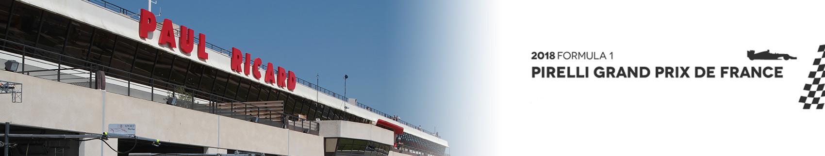 Paul Ricard circuit