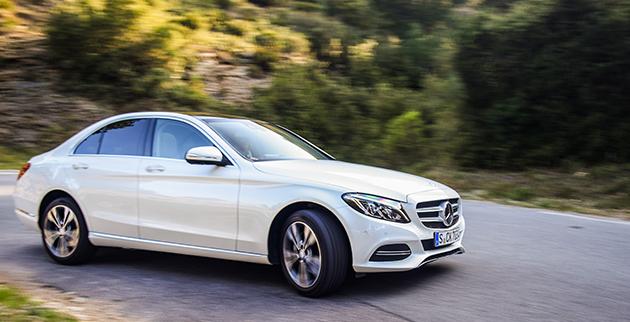 Mercedes-Benz uitgelicht
