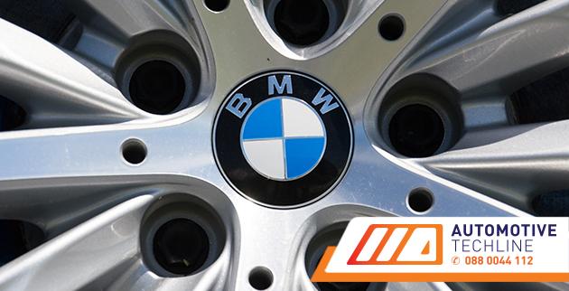 BMW 530D uitgelicht
