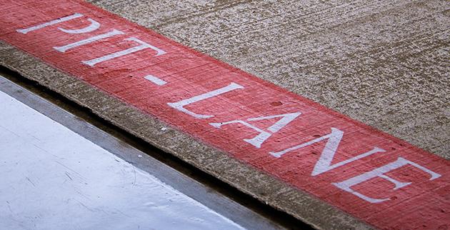 Silverstone uitgelicht