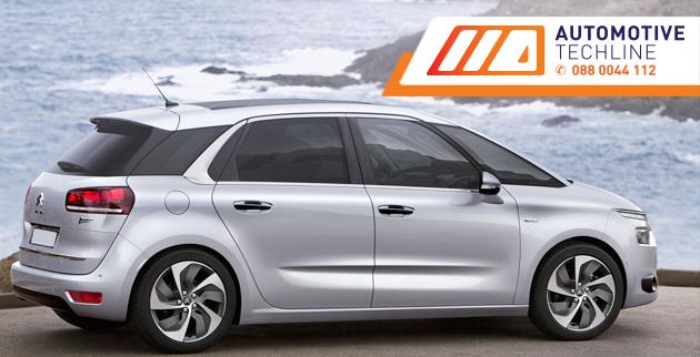 Jonge Citroën C4 benzine met weinig kilometers houdt in en