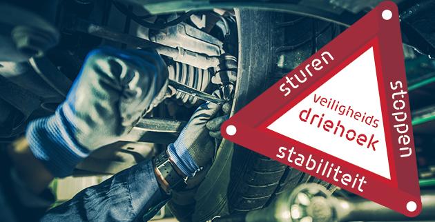 Stuur aan op veiligheid MG