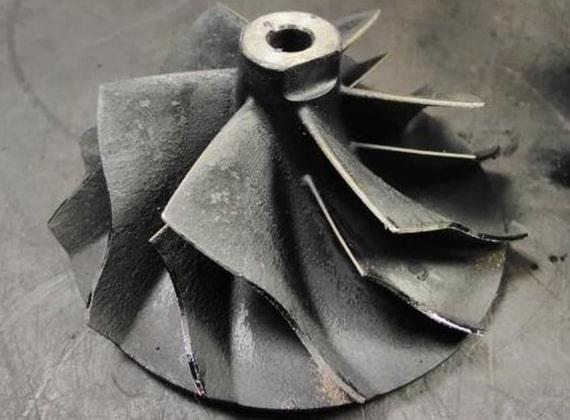 Compressorwiel